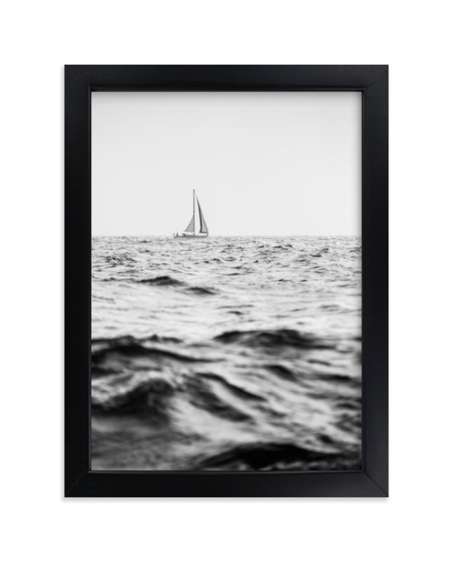 """""""Diverge"""" - Limited Edition Art Print by Jessica C. Nugent in beautiful frame options and a variety of sizes."""