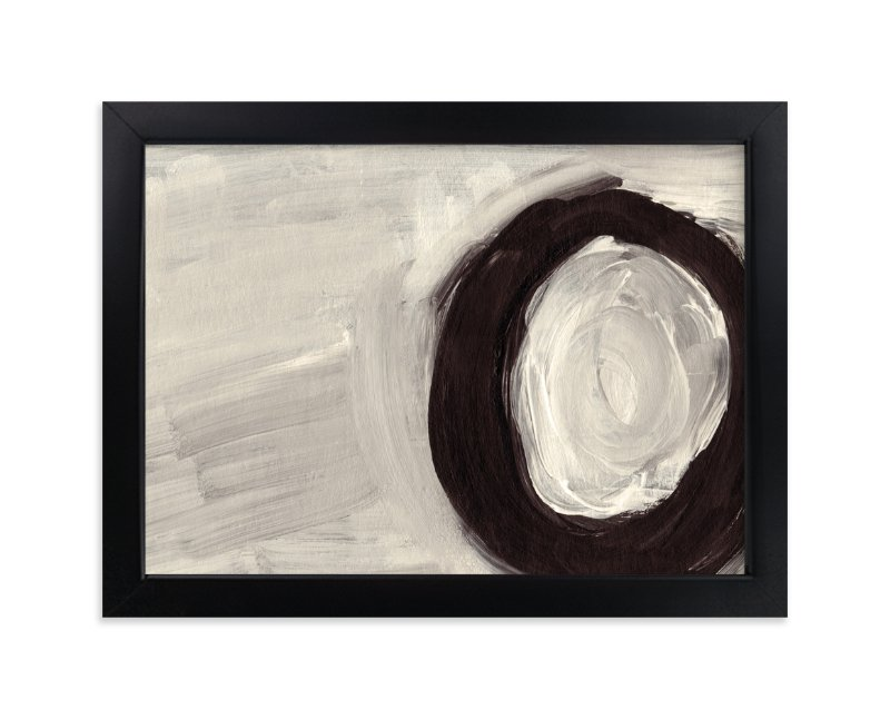 """""""Round and Round"""" - Limited Edition Art Print by Christiana Hudson in beautiful frame options and a variety of sizes."""