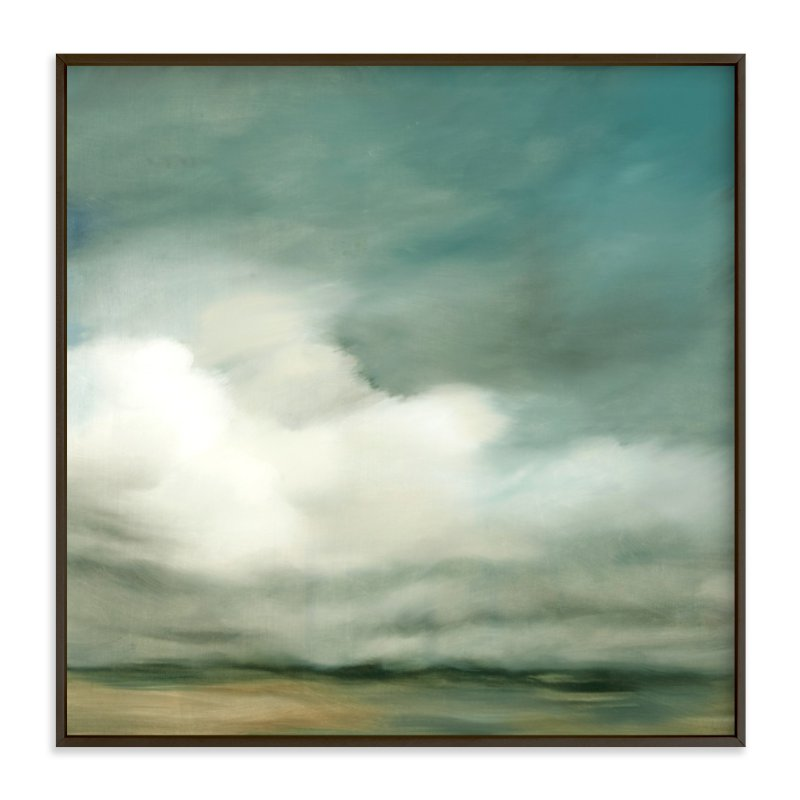 """First of October"" - Limited Edition Art Print by Kelly Money in beautiful frame options and a variety of sizes."