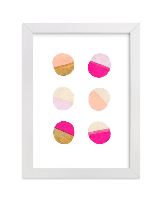"""Circling 1"" - Limited Edition Art Print by Kelly Nasuta in beautiful frame options and a variety of sizes."