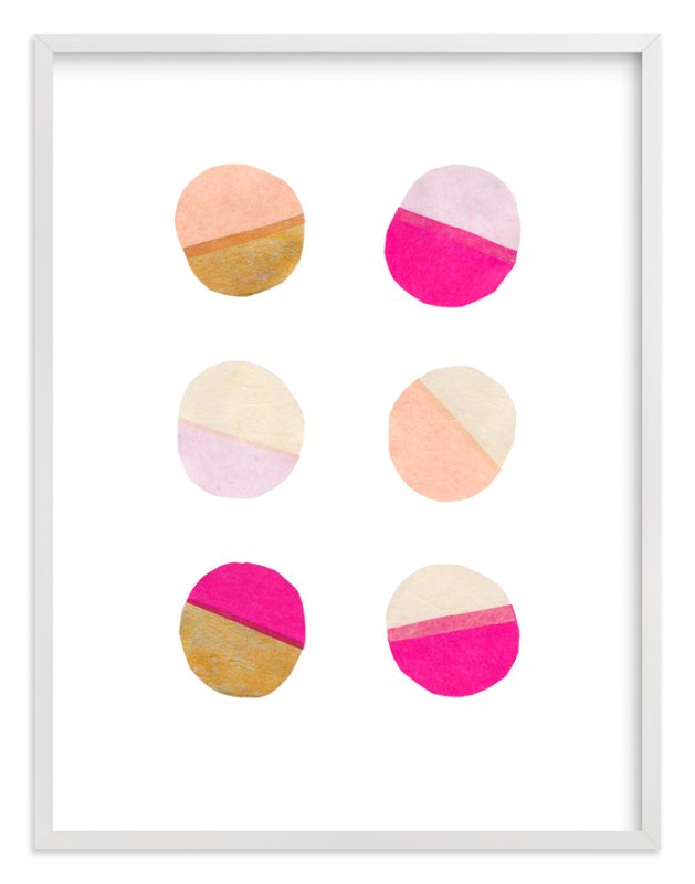 """""""Circling 1"""" - Limited Edition Art Print by Kelly Nasuta in beautiful frame options and a variety of sizes."""