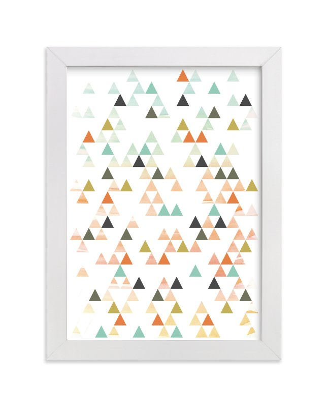 """""""Apertures No. 6"""" - Limited Edition Art Print by Genna Cowsert in beautiful frame options and a variety of sizes."""
