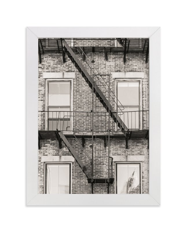 """Brooklyn"" - Limited Edition Art Print by Lindsay Ferraris Photography in beautiful frame options and a variety of sizes."