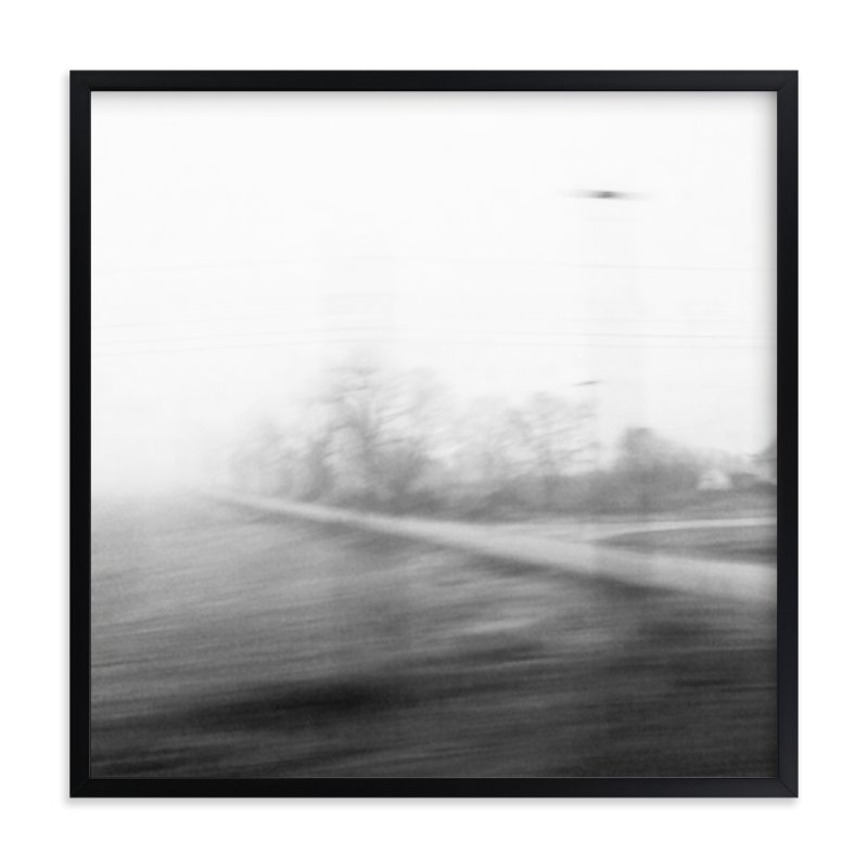 """""""Motion  Series 1"""" - Limited Edition Art Print by Sally M. Olivier in beautiful frame options and a variety of sizes."""