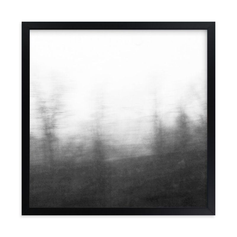 """""""Motion Series 2"""" - Limited Edition Art Print by Sally M. Olivier in beautiful frame options and a variety of sizes."""
