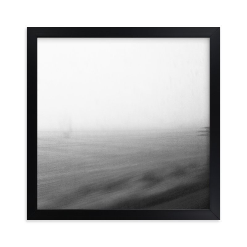 """""""Motion Series 3"""" - Limited Edition Art Print by Sally M. Olivier in beautiful frame options and a variety of sizes."""