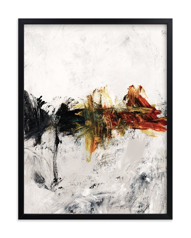 """""""Le Mirage"""" - Limited Edition Art Print by Carmen Guedez in beautiful frame options and a variety of sizes."""