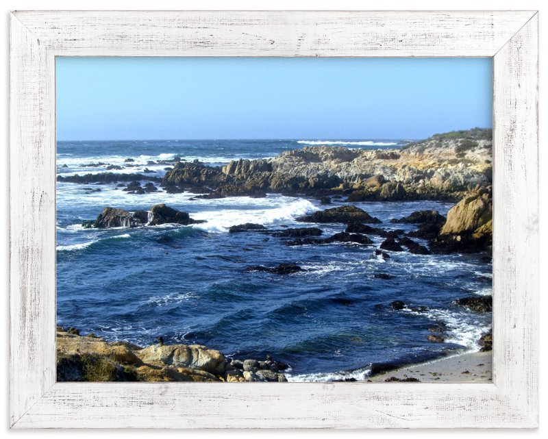 """""""Pacific Grove"""" - Limited Edition Art Print by Jan Kessel in beautiful frame options and a variety of sizes."""