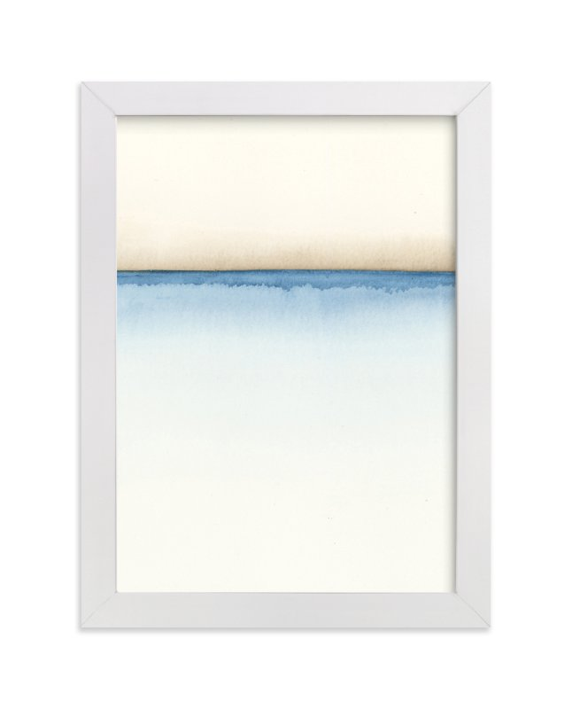 """Playa One"" - Limited Edition Art Print by Emily Magone in beautiful frame options and a variety of sizes."