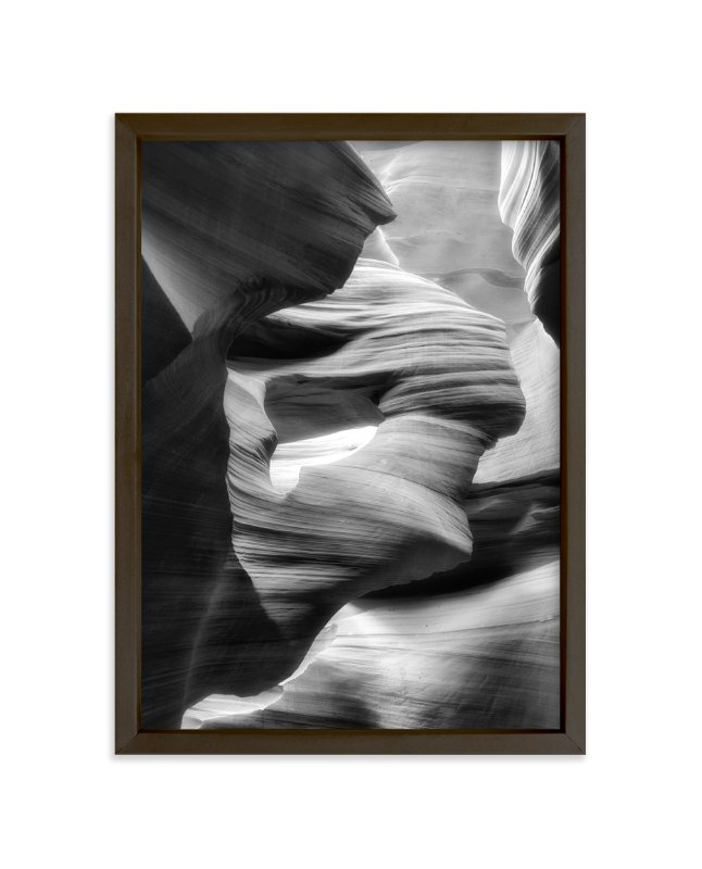 """""""Eye of the Needle"""" - Limited Edition Art Print by Michelee Scott in beautiful frame options and a variety of sizes."""