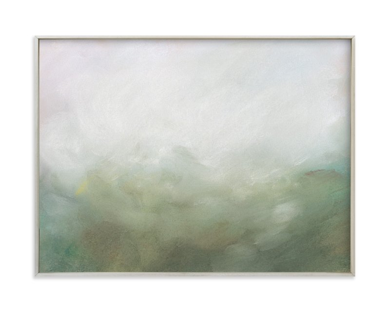 """Morning Mist"" - Limited Edition Art Print by Lorent and Leif in beautiful frame options and a variety of sizes."