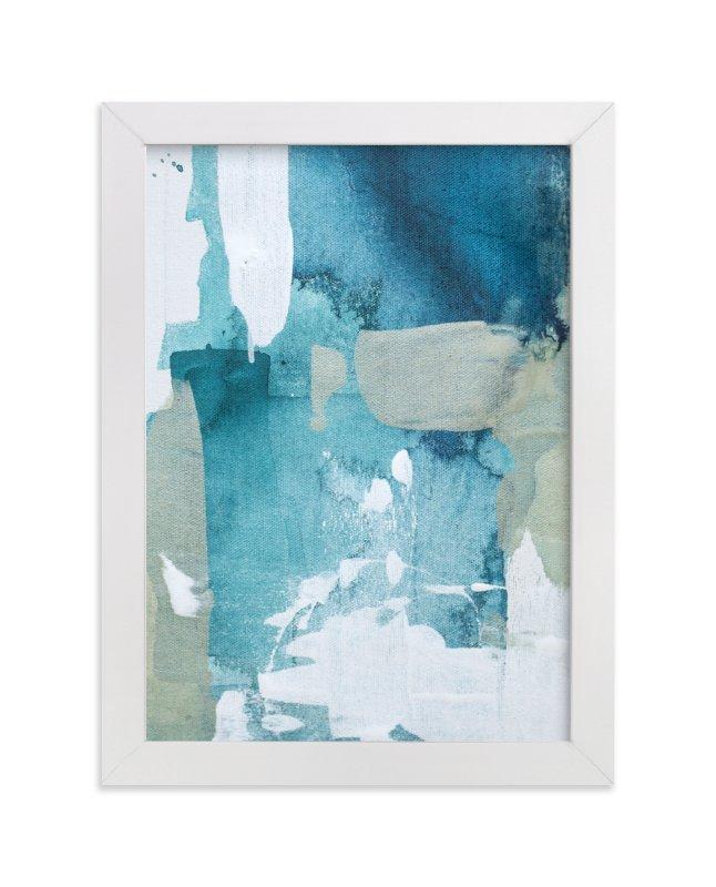 Sea Glass No 1 Wall Art Prints By Julia Contacessi Minted