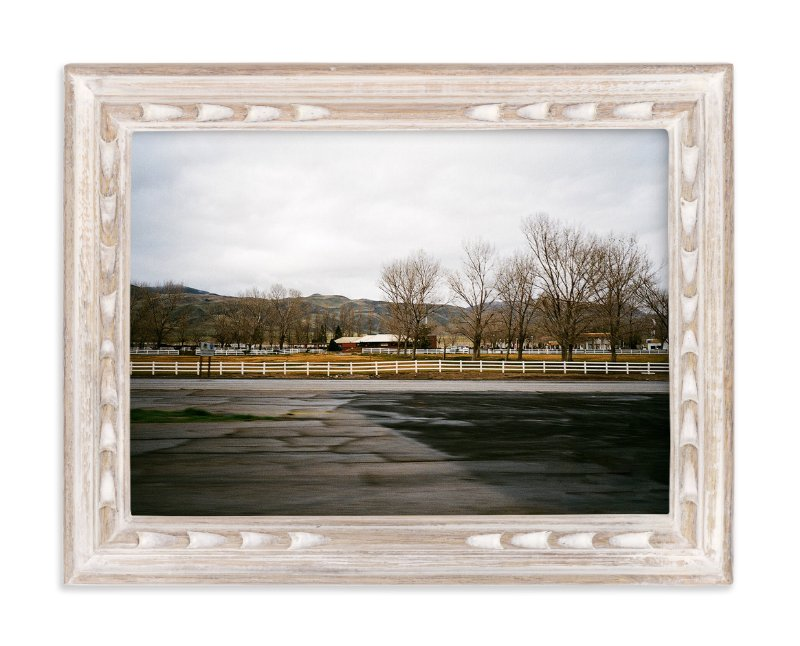 """""""On the Road"""" - Limited Edition Art Print by Cade Cahalan in beautiful frame options and a variety of sizes."""
