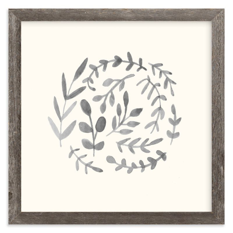 """""""Natural"""" - Limited Edition Art Print by Makewells in beautiful frame options and a variety of sizes."""