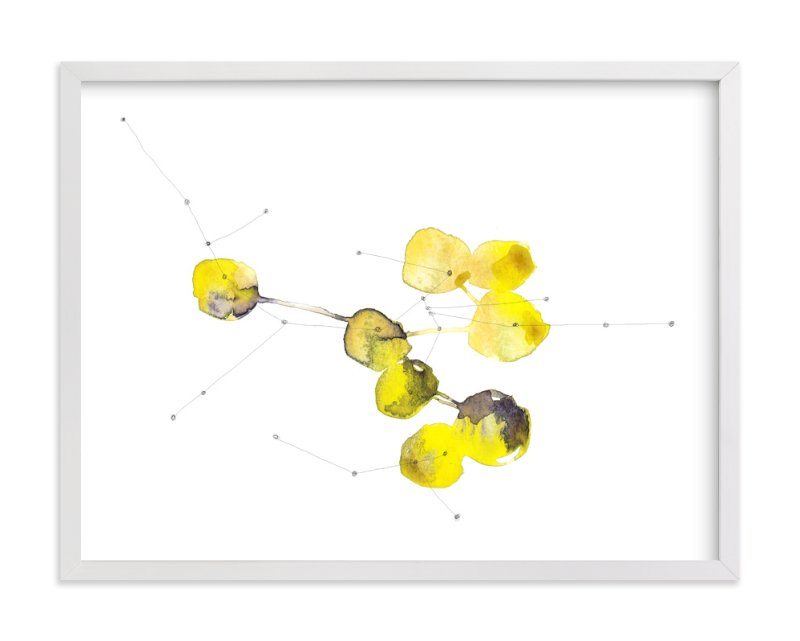 """""""Connection No. 2"""" - Limited Edition Art Print by Kelly Ventura in beautiful frame options and a variety of sizes."""