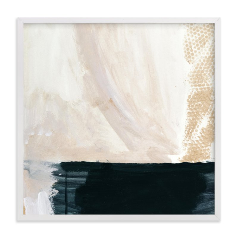 """form"" - Limited Edition Art Print by Lauren Packard in beautiful frame options and a variety of sizes."