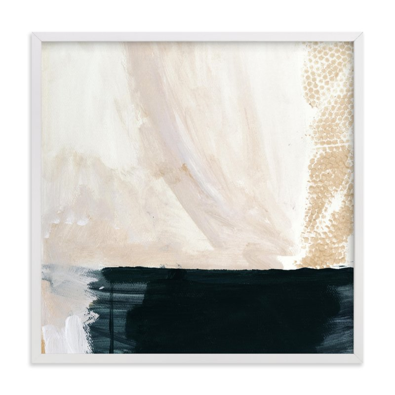 """""""form"""" - Limited Edition Art Print by Lauren Packard in beautiful frame options and a variety of sizes."""