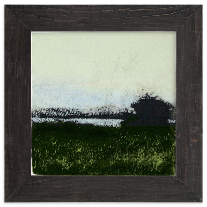 """Morning Dew"" - Limited Edition Art Print by Krista Messer in beautiful frame options and a variety of sizes."