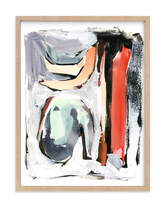 """""""Linea"""" - Limited Edition Art Print by Kelly Ventura in beautiful frame options and a variety of sizes."""