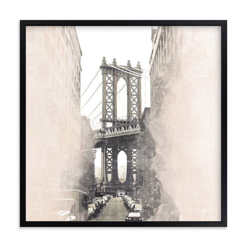 """Coming of Age"" - Limited Edition Art Print by Honey Madison in beautiful frame options and a variety of sizes."