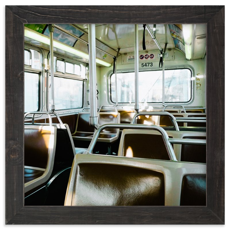 """Public Isolation"" - Limited Edition Art Print by Christopher Morben in beautiful frame options and a variety of sizes."