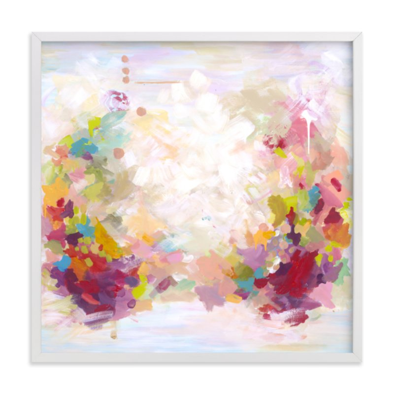 """Breathe"" - Grownup Open Edition Non-custom Art Print by Svitlana Martynjuk in beautiful frame options and a variety of sizes."