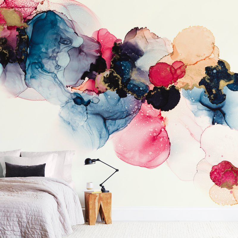 Bloom Mixer Wall Murals