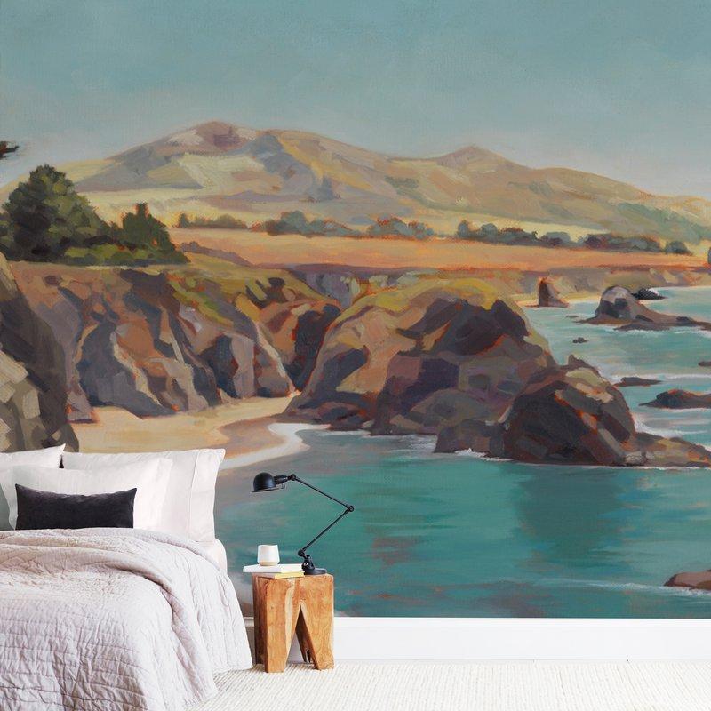 The Wild Sonoma Coast Wall Murals