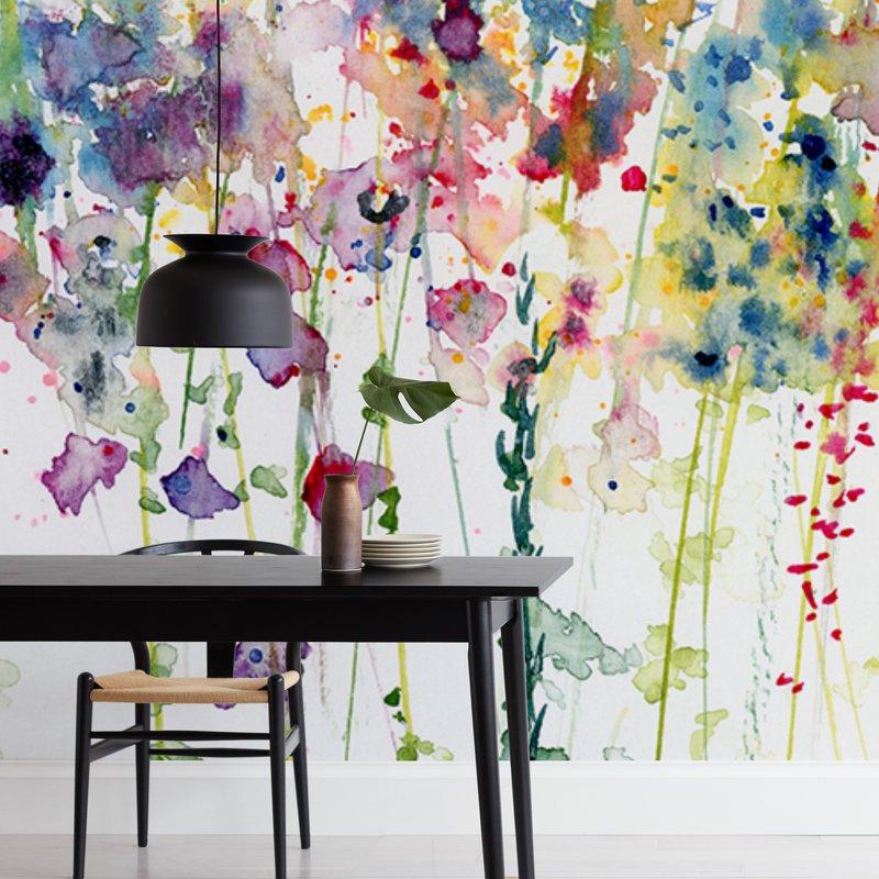 Wildflowers Wall Murals