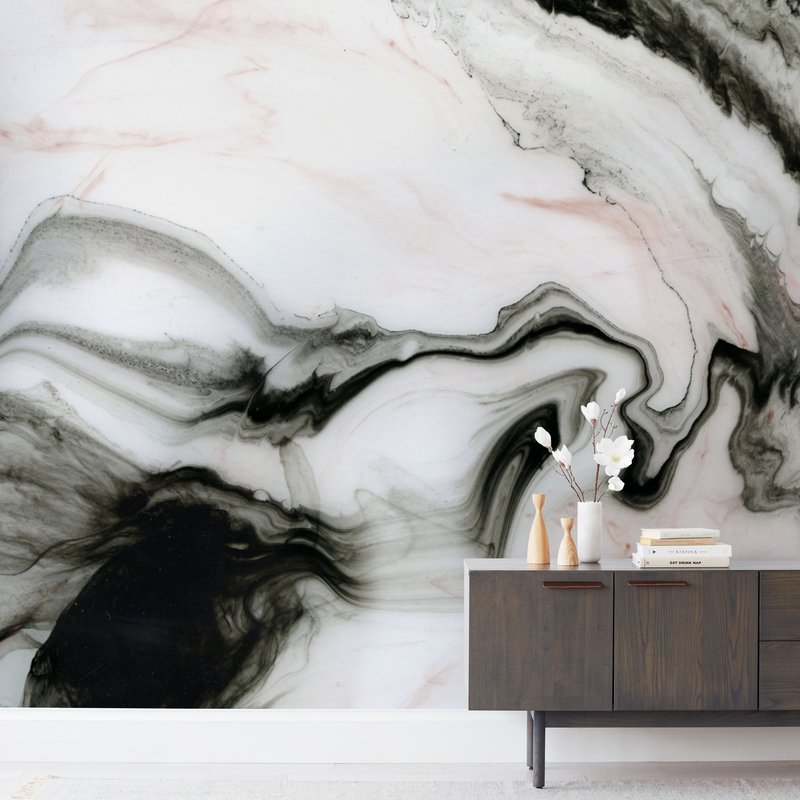 Ethereal Marble Wall Murals