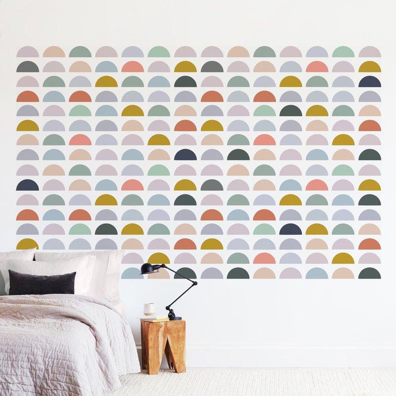 Spectrum Tiles Wall Murals