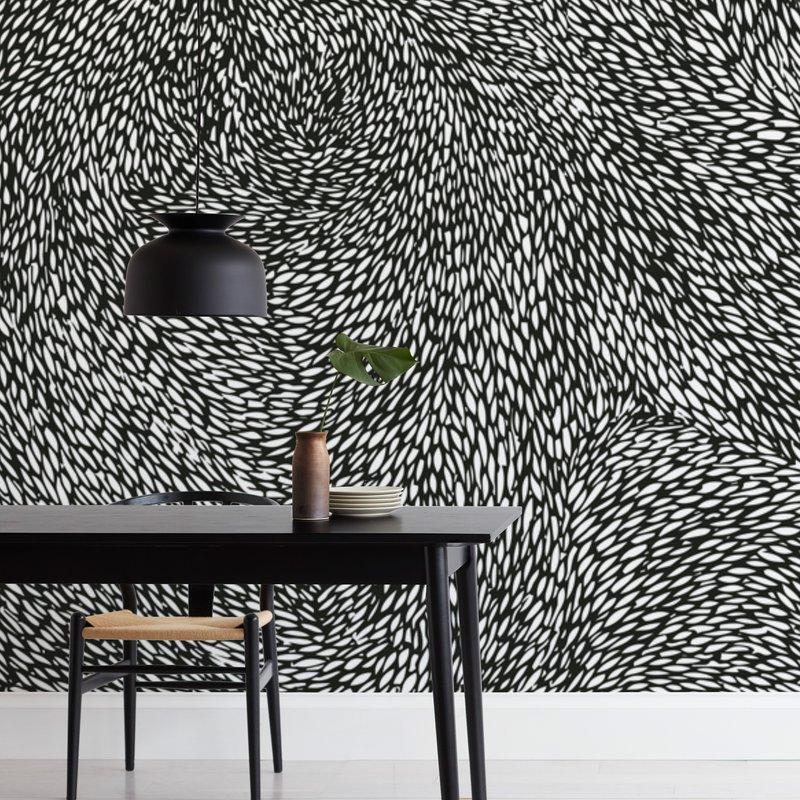 10,000 Grains Wall Murals