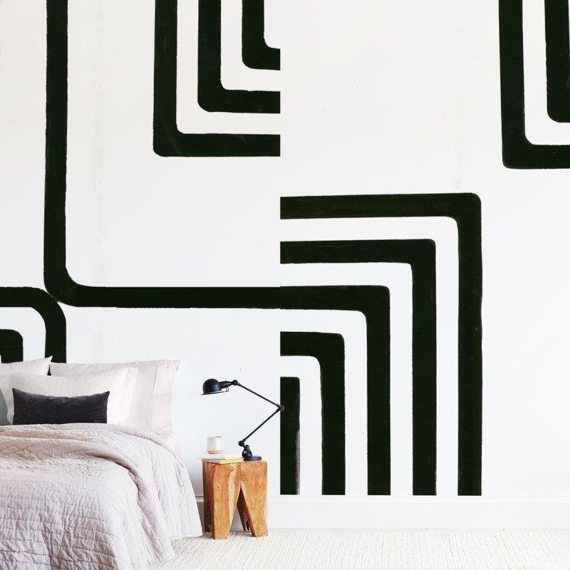 Edges Wall Murals