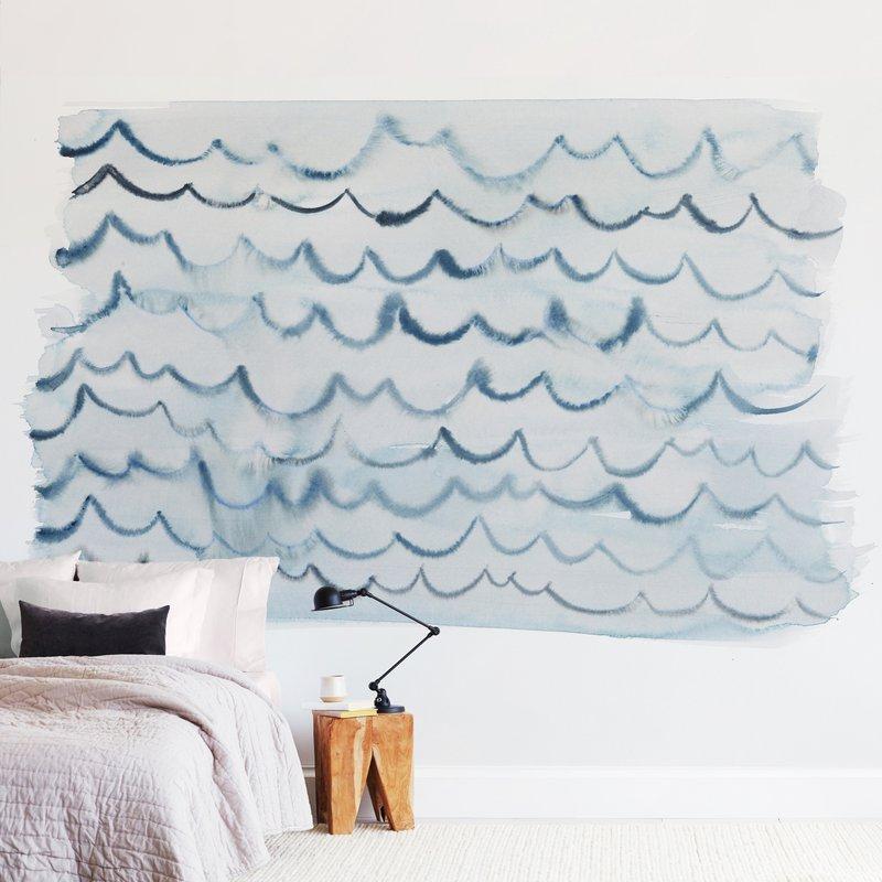 waves Wall Murals