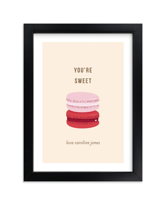 """""""Sweet Treats"""" - Children's Custom Art Print by kelli hall in beautiful frame options and a variety of sizes."""