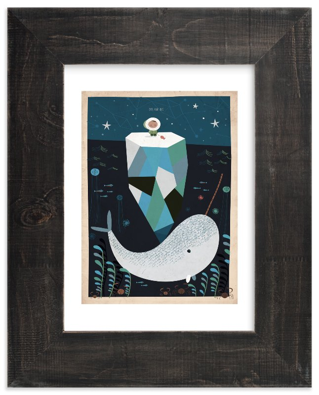 """""""Dream BIG"""" - Limited Edition Art Print by Chris Lensch in beautiful frame options and a variety of sizes."""