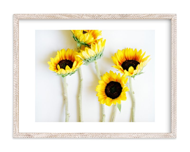 """Summer Sun"" - Limited Edition Art Print by Kristin Muntean in beautiful frame options and a variety of sizes."