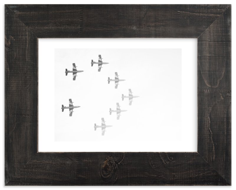 """""""Fly This Way"""" - Limited Edition Art Print by Heather Marie in beautiful frame options and a variety of sizes."""