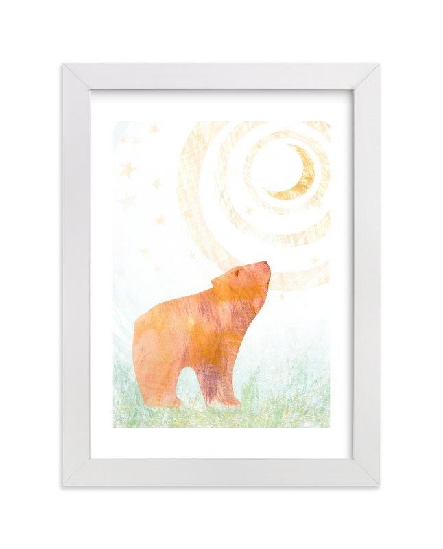 """Wonder II"" - Limited Edition Art Print by Amelie Conger in beautiful frame options and a variety of sizes."