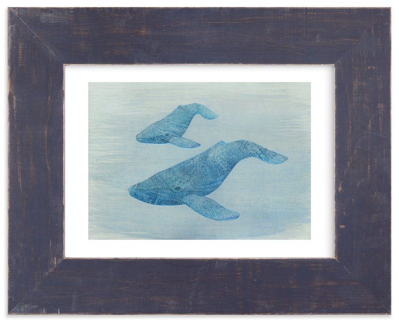 """""""Exploration"""" - Limited Edition Art Print by Amelie Conger in beautiful frame options and a variety of sizes."""