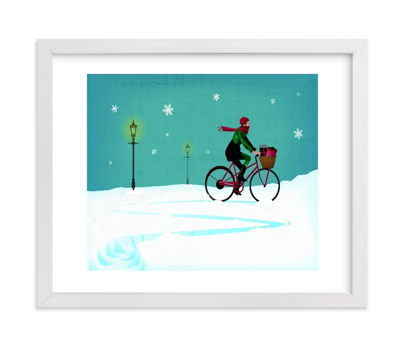 """""""all seasons"""" - Limited Edition Art Print by Lars Teeney in beautiful frame options and a variety of sizes."""