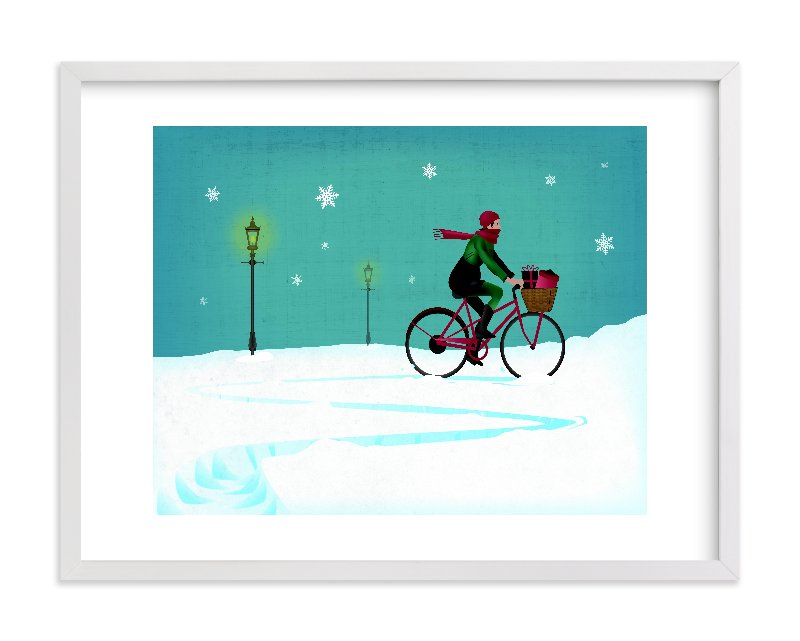 """all seasons"" - Limited Edition Art Print by Lars Teeney in beautiful frame options and a variety of sizes."