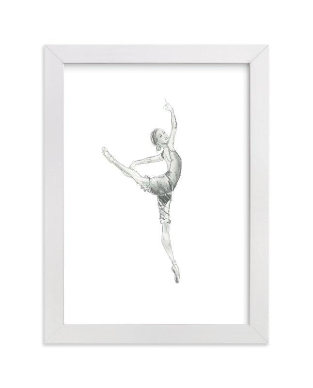 Tiny Dancer Wall Art Prints by Jill Atogwe   Minted