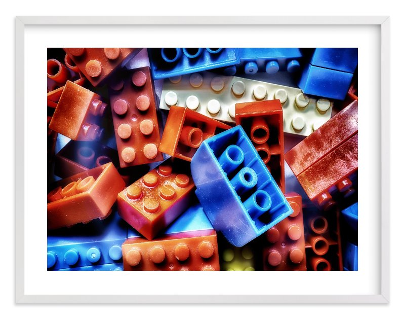 """""""Legoo"""" - Limited Edition Art Print by JLK Photographie in beautiful frame options and a variety of sizes."""