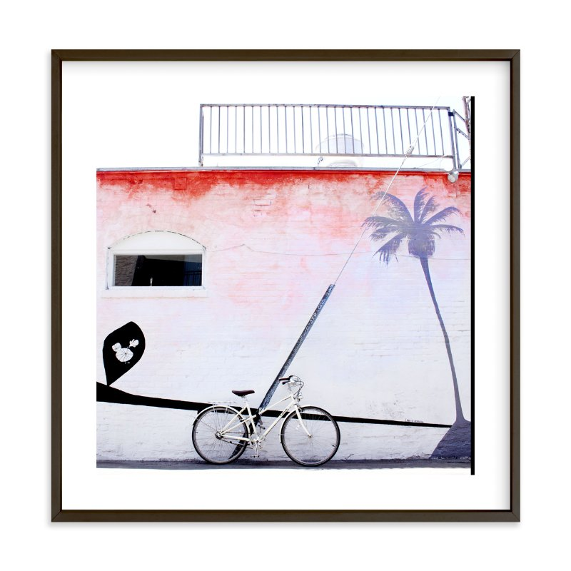 """Cruise"" - Limited Edition Art Print by Calais Le Coq in beautiful frame options and a variety of sizes."