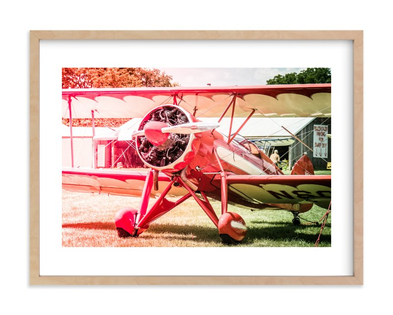 """""""Give Me Wings"""" - Limited Edition Art Print by Erin Beutel in beautiful frame options and a variety of sizes."""