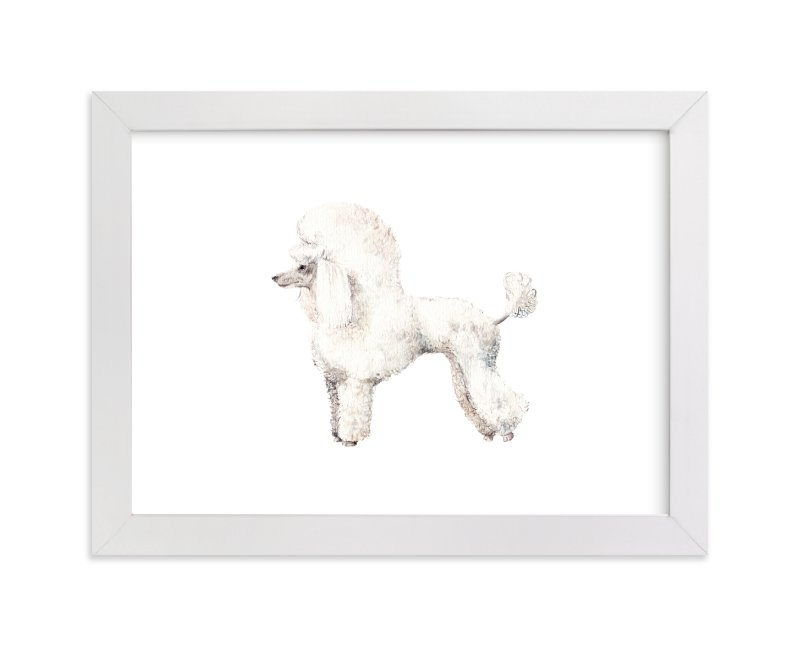 """""""Flawless is"""" - Limited Edition Art Print by Lauren Rogoff in beautiful frame options and a variety of sizes."""