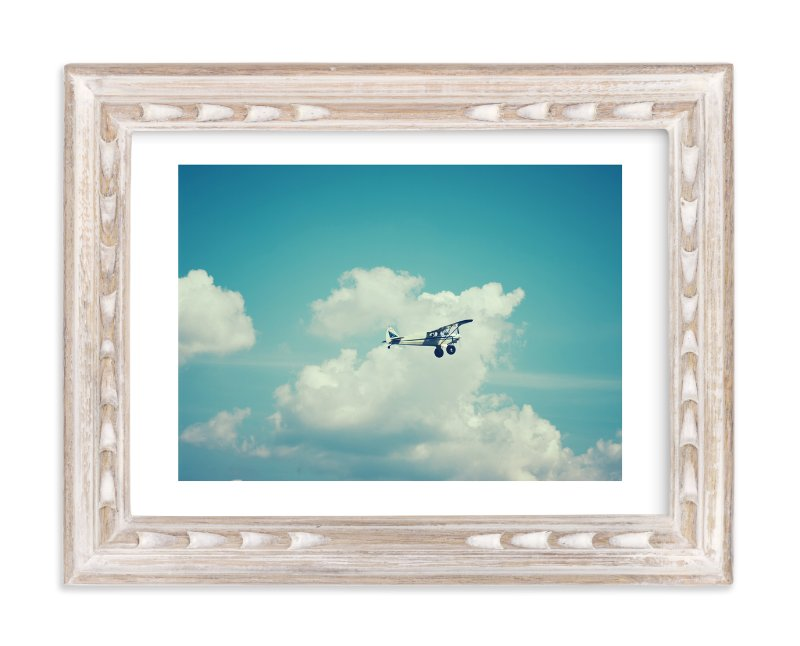 """""""Fly With Me I"""" - Limited Edition Art Print by Erin Beutel in beautiful frame options and a variety of sizes."""