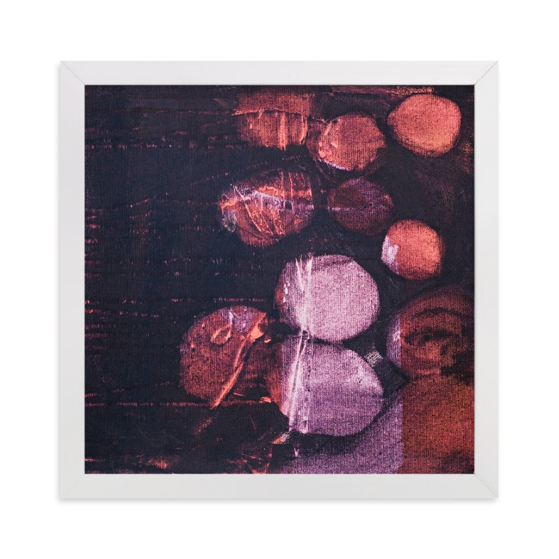 """""""be."""" - Art Print by Stacy Kron in beautiful frame options and a variety of sizes."""
