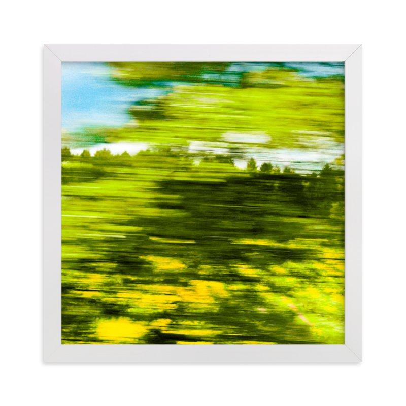 """""""Gin & Tonic"""" - Art Print by Linda Misiura in beautiful frame options and a variety of sizes."""